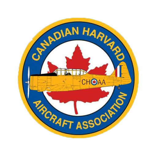 Canadian Harvards Aircraft Association logo