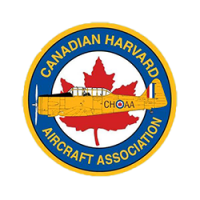Canadian Harvard Aircraft Association Logo (Transparent)