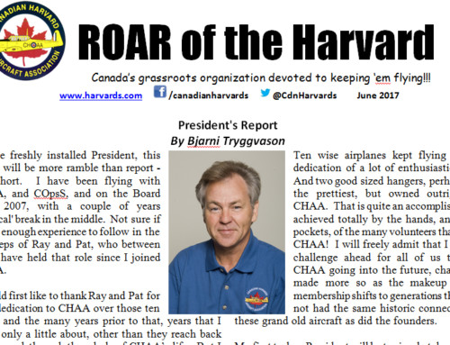 ROAR of the Harvard – June 2017