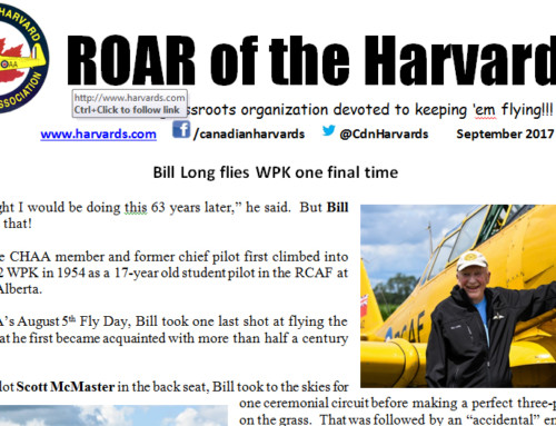 ROAR of the Harvard – September 2017